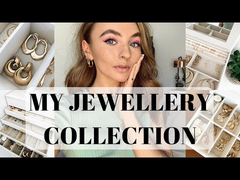 MY JEWELLERY COLLECTION | Chloe Hayward