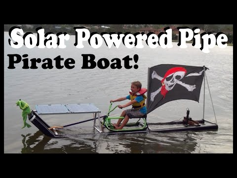 how to make thermocol boat