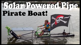 How to make a cheap electric boat at home - engineering project