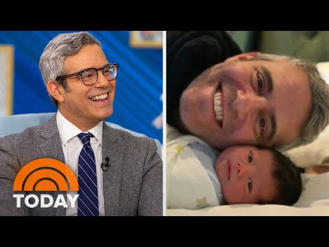 Andy Cohen Chats About Baby Boy And Bravo Housewives | TODAY