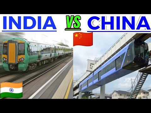 Indian Railways Vs Chinese Railways | 2019 - 2020