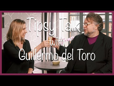 Tipsy Talk with Guillermo del Toro