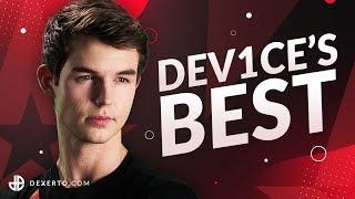 Dev1ce's reveals BEST CS:GO crowd ever
