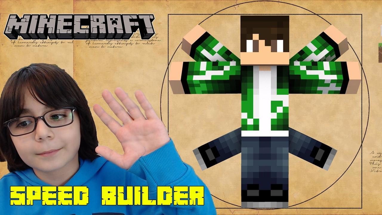 Download Minecraft Speed Builder Misafirimle - BKT
