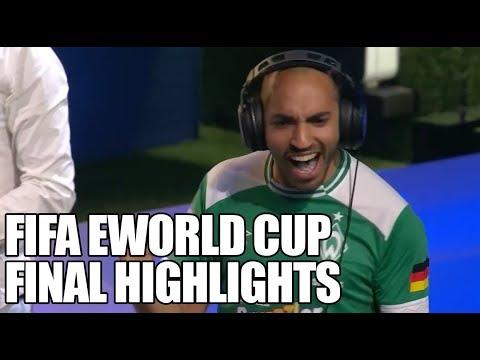 Fifa eWorld Cup Final Highlights MoAuba vs Msdossary | ESPN Esports