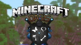 """Welcome To Paradise"" Minecraft Oasis Ep.1"