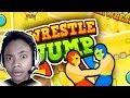 Wrestle Funny Game - Wrestle Jump Unity 3D