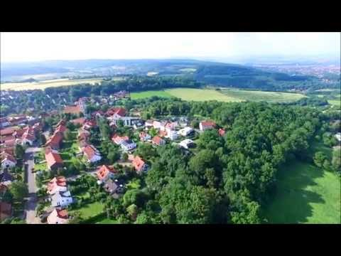 Max Planck Institute for Biophysical Chemistry drone video