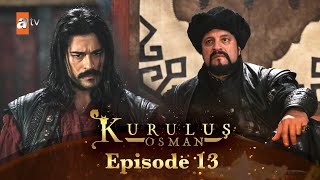 Kurulus Osman Urdu | Season 1 - Episode 13