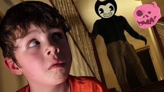 Bendy vs kids - what