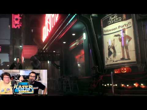 Sony Playstation E3 2015 Press Conference - Laser Reactions