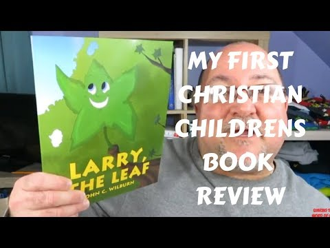 My first Christian Childrens Book Review