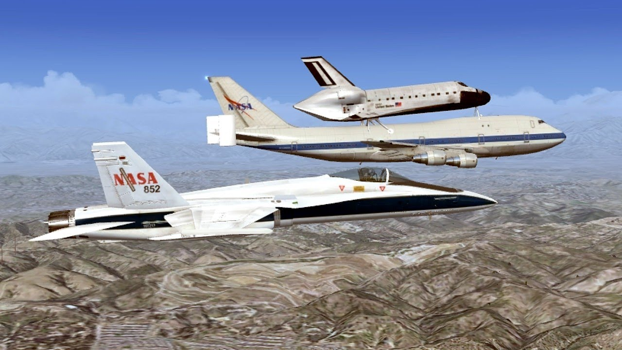 space shuttle for fsx - photo #4