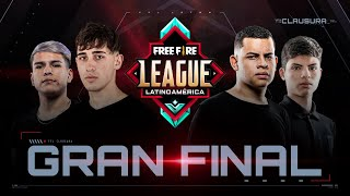 Gran Final - #FreeFireLeague | Clausura 2020