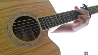 MALAYSIA CHABOR 吉他教學