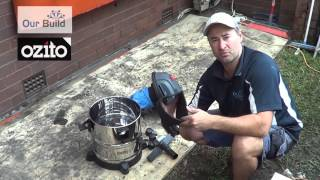 Tool Review, Ozito 20 liter wet and dry vacuum review