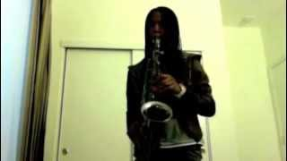 Frank Ocean-Thinking About You (Sax Cover)