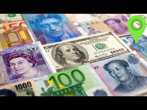 Why Are Different Countries Currencies Worth Different Amounts?