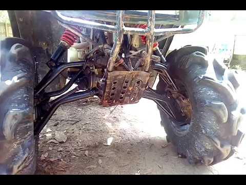 1988 honda 300 fourtrax lift kit