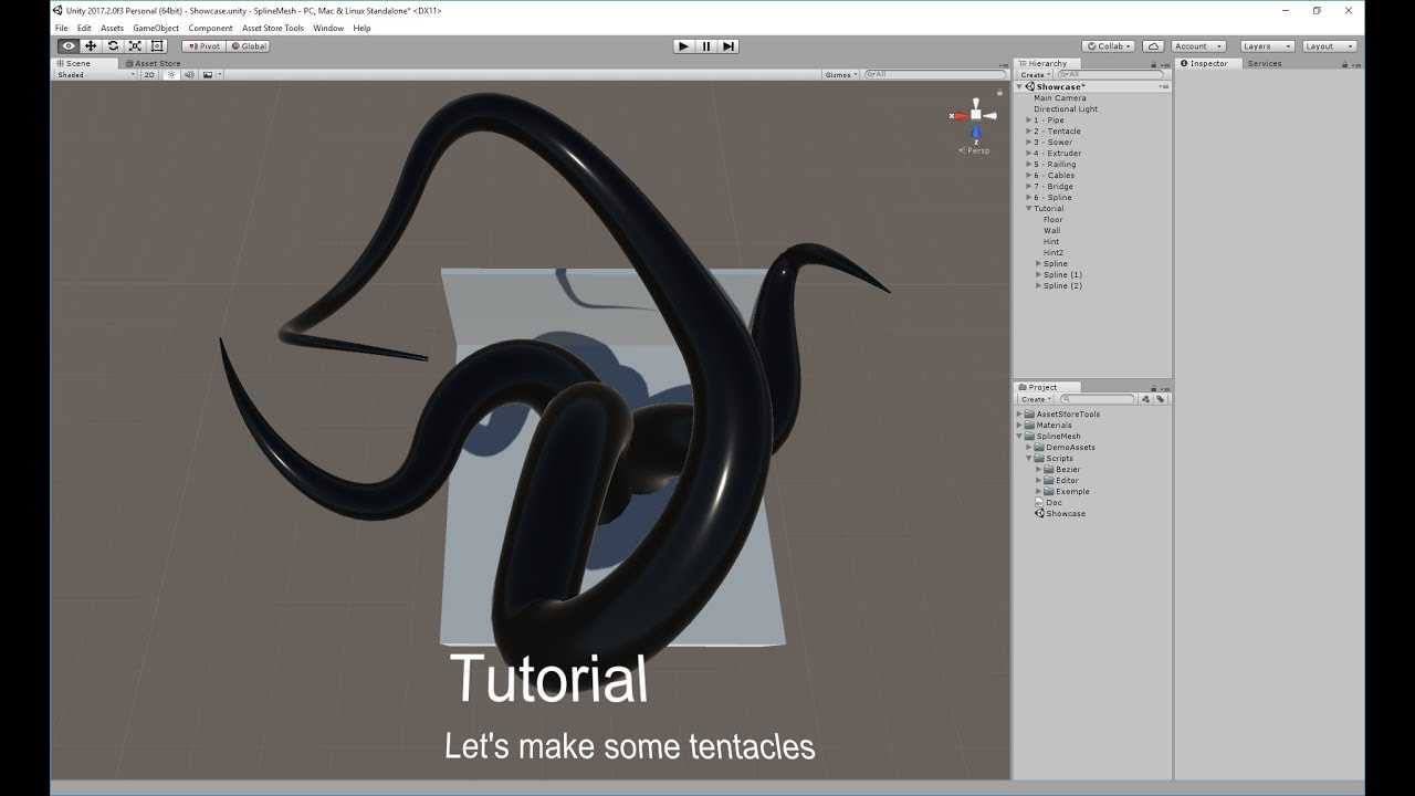 SplineMesh, the plugin to create curved content - Unity Forum