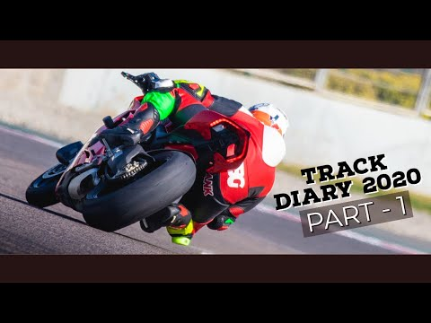 First Track Day Of 2020 || Part - 1