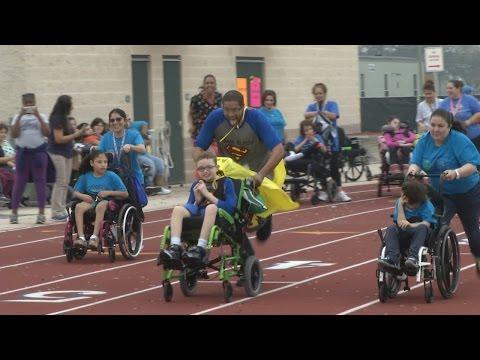 NISD Special Olympics 2017