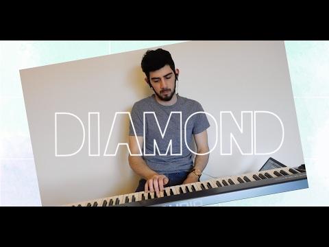 DIAMOND- electronic music by meermattmusic