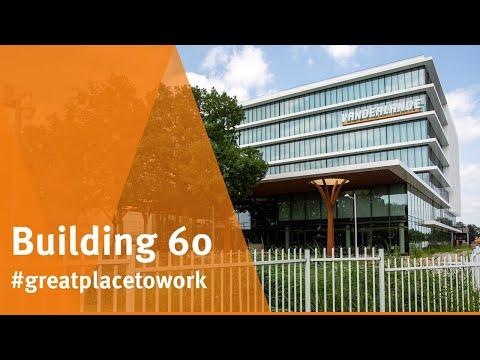 Vanderlande Building 60 | A great place to work