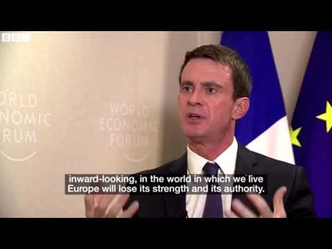 Interview de Valls pour la BBC censuré par tous les médias Janvier 2016