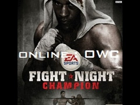 Fight Night Champion online OWC Kok v KO KD