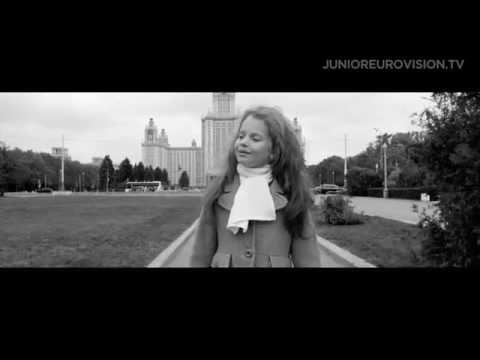 Алиса Кожикина мечтатель Russia  Junior Eurovision 2014