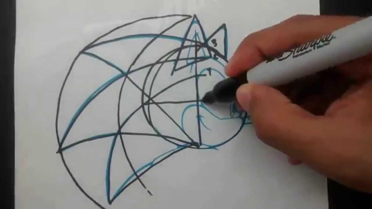 Como dibujar a sonic paso a paso a lapiz Versin rpida Dibujo