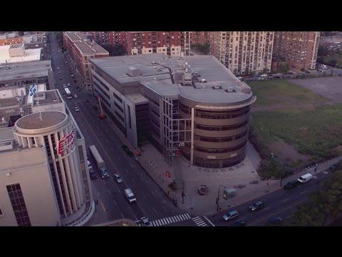 Le campus de l'ÉTS : urbain et vibrant!