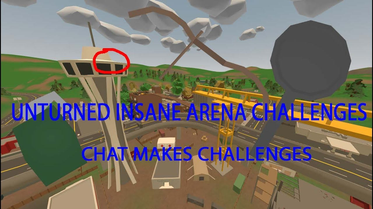 How to chat in unturned - Unturned All Arenas Challenges Chat Makes Up Challenges Reading Chat