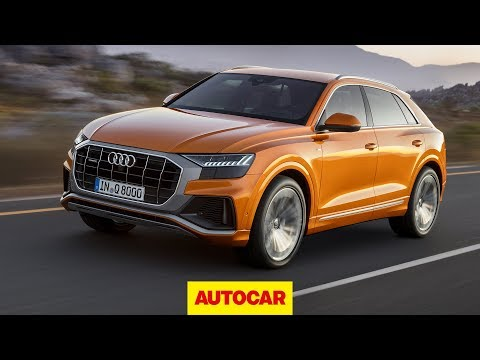 2019 Audi Q8 review | Is flagship SUV as good as a Porsche Cayenne? | Autocar