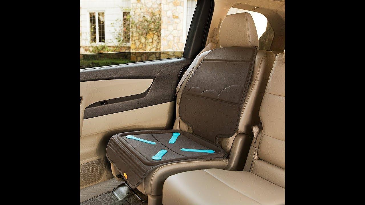 Review Brica Seat Guardian Car Seat Protector