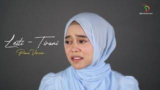 Download Memilukan! Lesti Nyanyikan Tirani Piano Version   Official Lyric Video
