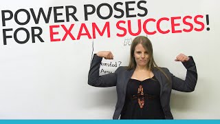 Power Poses for Exam & Interview Success!