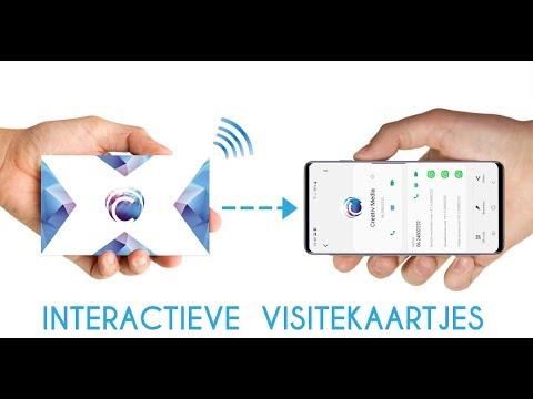 Interactieve Visitekaartjes | Nieuwe mogelijkheden met Chipped Designs!