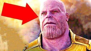 Avengers: Infinity War - 7 Cosas Que NO Viste Trailer 1,  Análisis, Detalles y Explicación