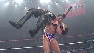 Lex Luger vs. Diesel: Raw - Intercontinental Championship,