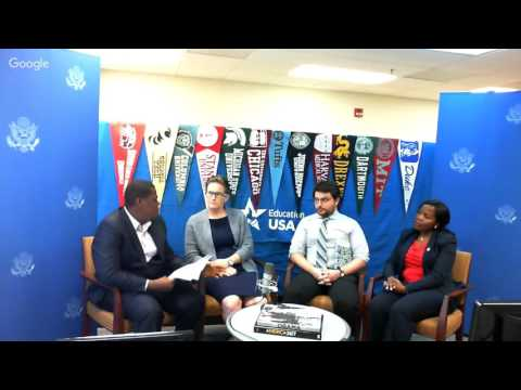 It's YOUR turn to ask the questions! Hangout with Rufai Oseni of Inspiration FM, U.S. Mission Nig...