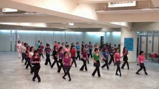 Achy Breaky Heart - Line Dance - Juliet Lam Workshop in Taipei