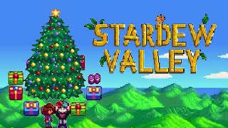 Feast of the Winter Star - Stardew Valley