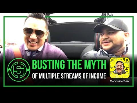 Busting the MYTH of Multiple Streams of Income | @MoneySmartGuy | Matt Sapaula LIVE