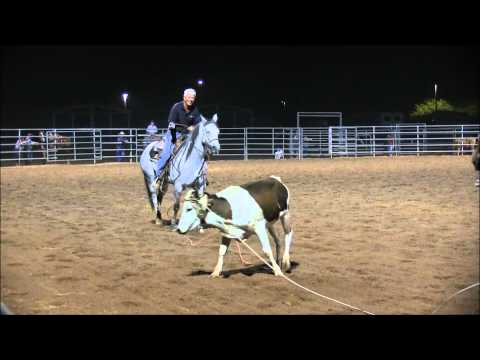 Mike And Jan Clancy - Aros Team Roping Classic