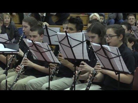 North Andover All Town Band Festival 2016