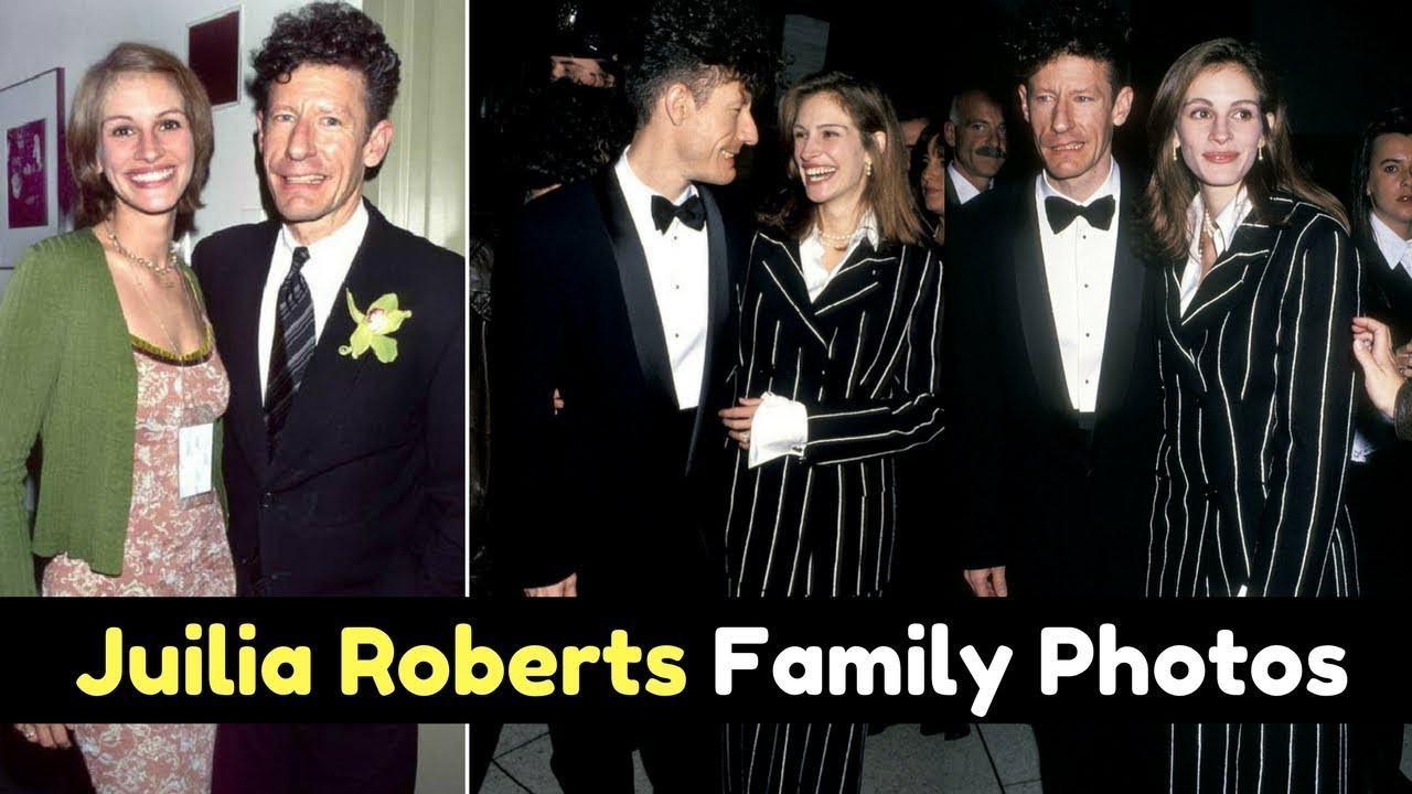 Actress Julia Roberts Family Photos With Spouse Son Daughter Niece Sister Mother Childhood Pic