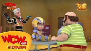 Cậu Bé Robot Siêu Clip 13 - Vir : The Robot Boy - Cartoon Movie - Cartoons For Children