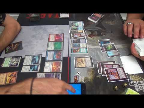 Legacy Magic — Leylines vs. ANT